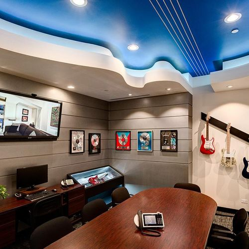 Rock n Roll Conference Room