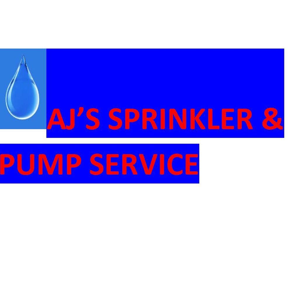 AJ's Sprinkler & Pump Service