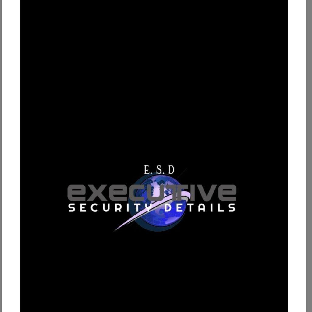 Executive security details