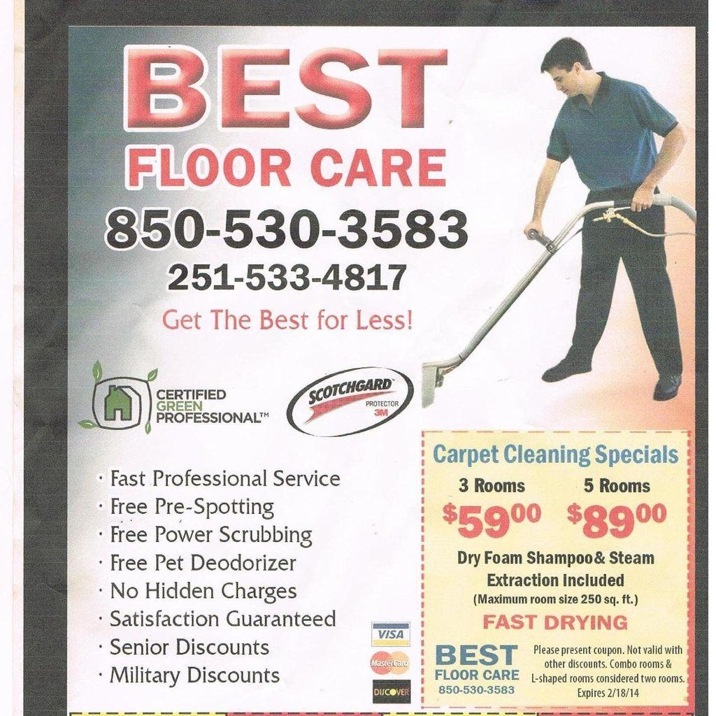 Best Floor Care