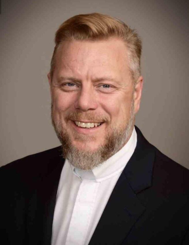 Pastor Rich Moore