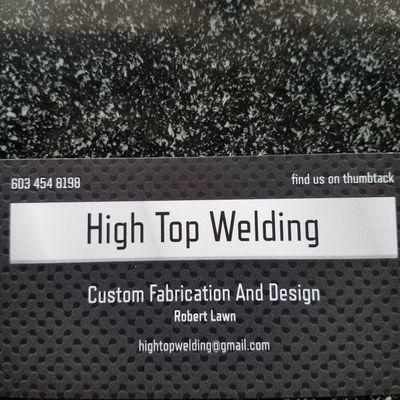 Avatar for High Top Welding llc Newport, NH Thumbtack