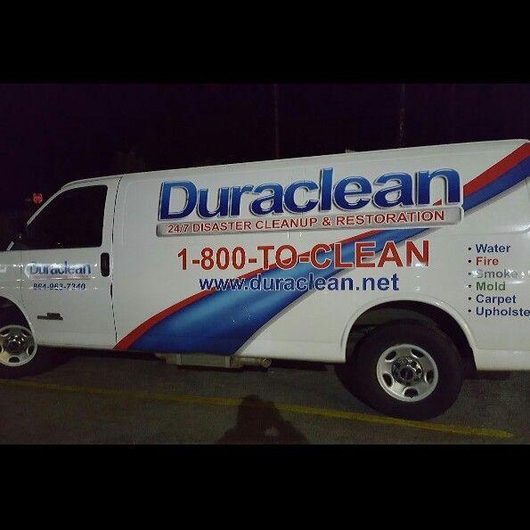 Duraclean Fire & Water Restoration Inc