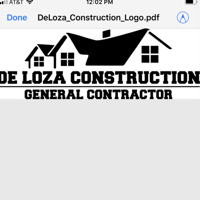 Avatar for De Loza Construction