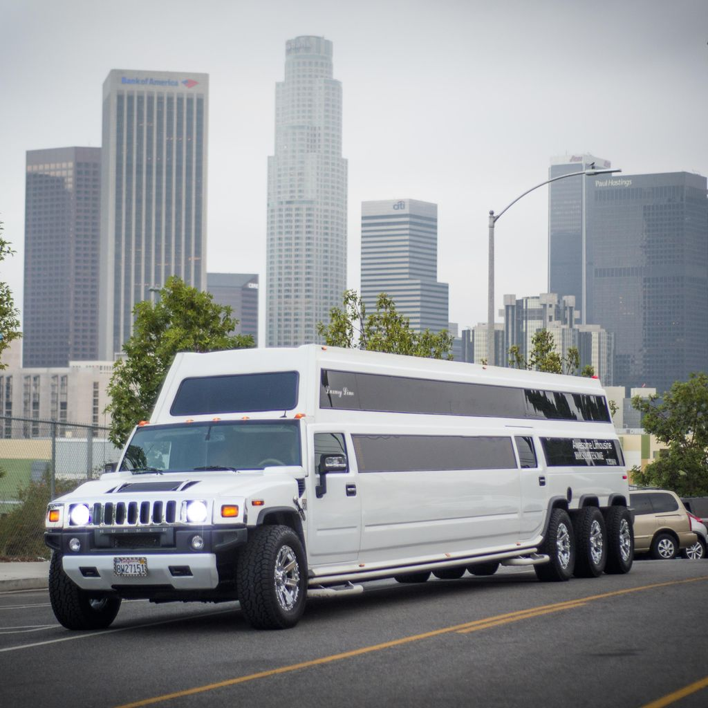 Awesome Limousine
