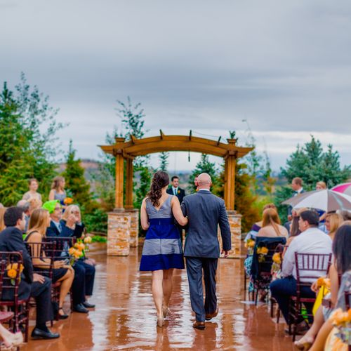 Annie and Jeremiah's Wedding, Willow Ridge Manor, Morrison. Aug 2014.