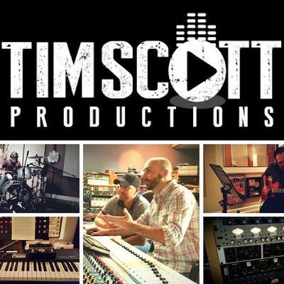 Avatar for Tim Scott Productions