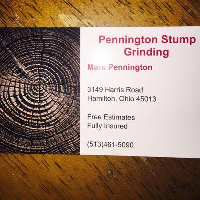 Avatar for Pennington stump grinding