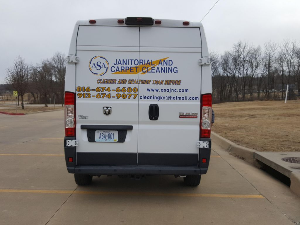 ASA Janitorial & Carpet Cleaning