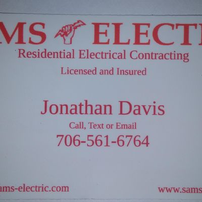 Avatar for Sams Electric