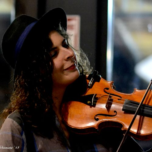 Violin/Fiddle Instructor Maria Kowalski.