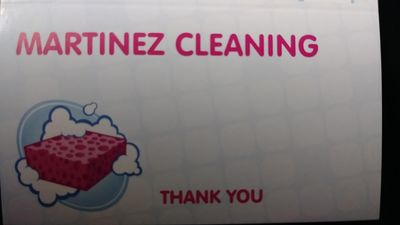 Avatar for Martinez Cleaning Waukegan, IL Thumbtack