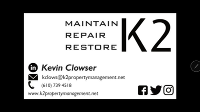 Avatar for K2 Property Management Nazareth, PA Thumbtack