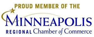 Proud Member of the Minneapolis Regional Chamber of Commerce