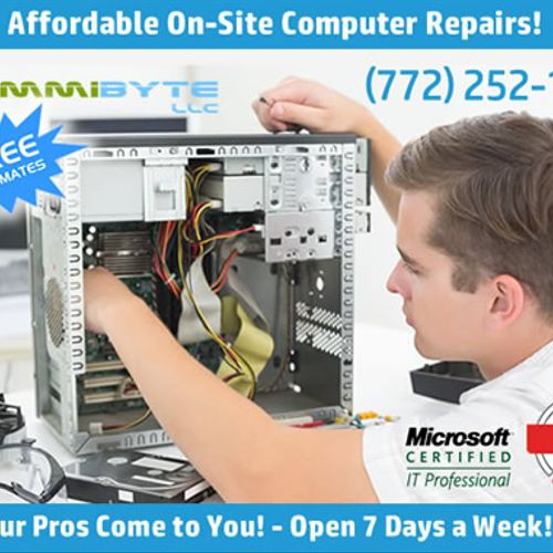 Affordable On-Site Computer Repairs