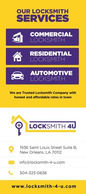 Avatar for Locksmith-4-U New Orleans, LA Thumbtack