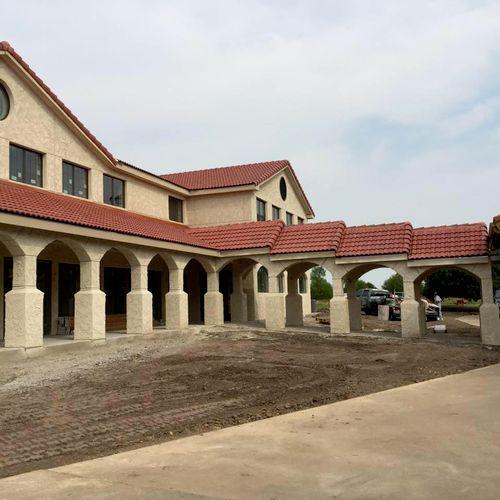 Burning Tree Ranch Rehab Center In Kaufman, Texas
