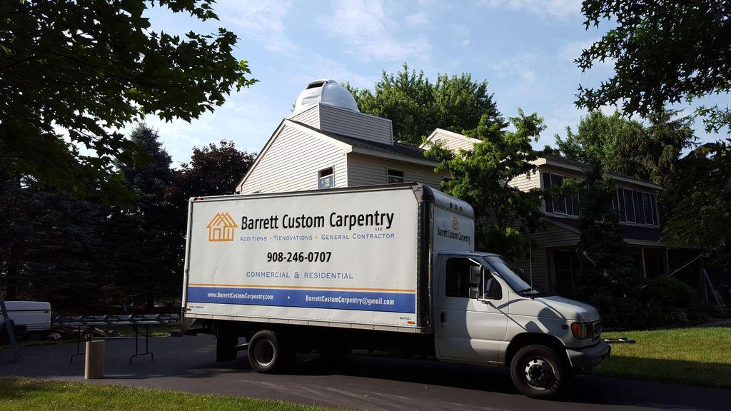Barrett Custom Carpentry,LLC