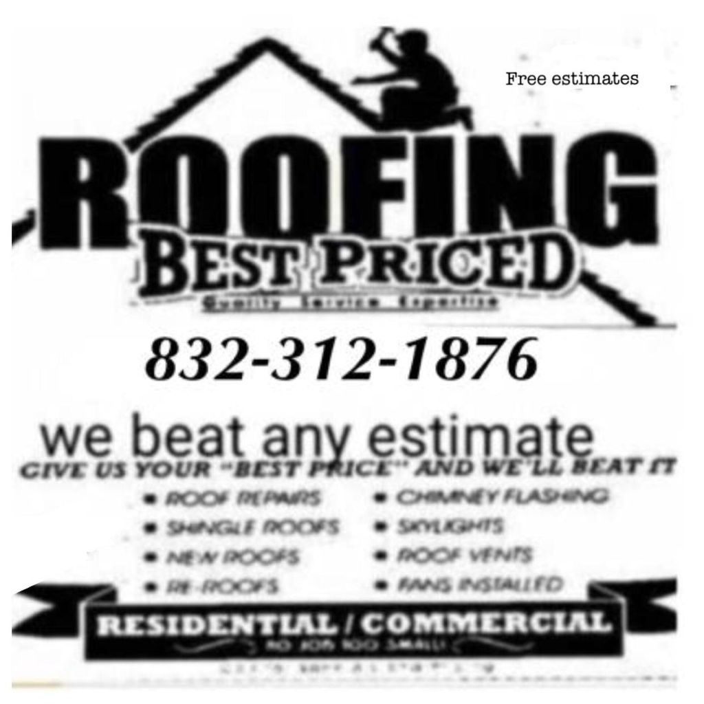 Best price roofing and handyman service