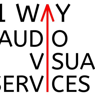 Avatar for 1 Way Audio Visual Services