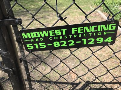 Avatar for Midwest Fencing and Cnstruction