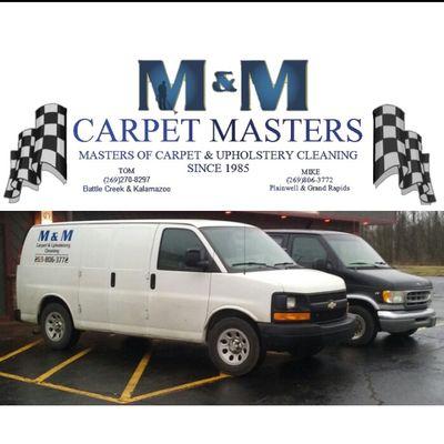 Avatar for M&M Carpet Masters Otsego, MI Thumbtack