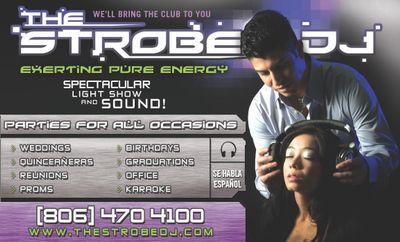 Avatar for The Strobe DJ Amarillo, TX Thumbtack