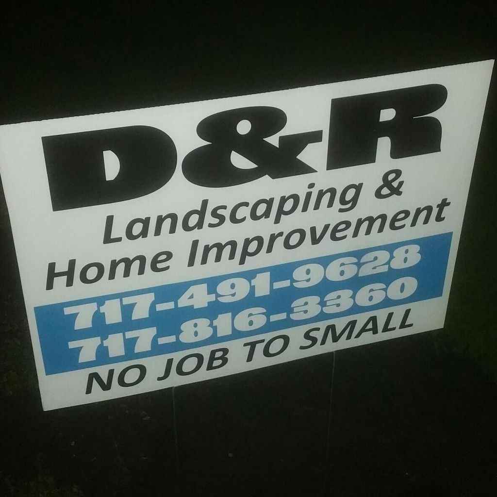 D&R Landscaping and Home Improvement