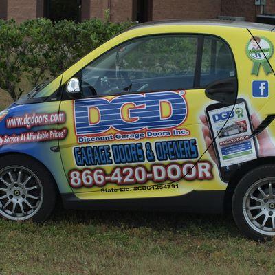 Avatar for Discount Garage Doors, Inc.