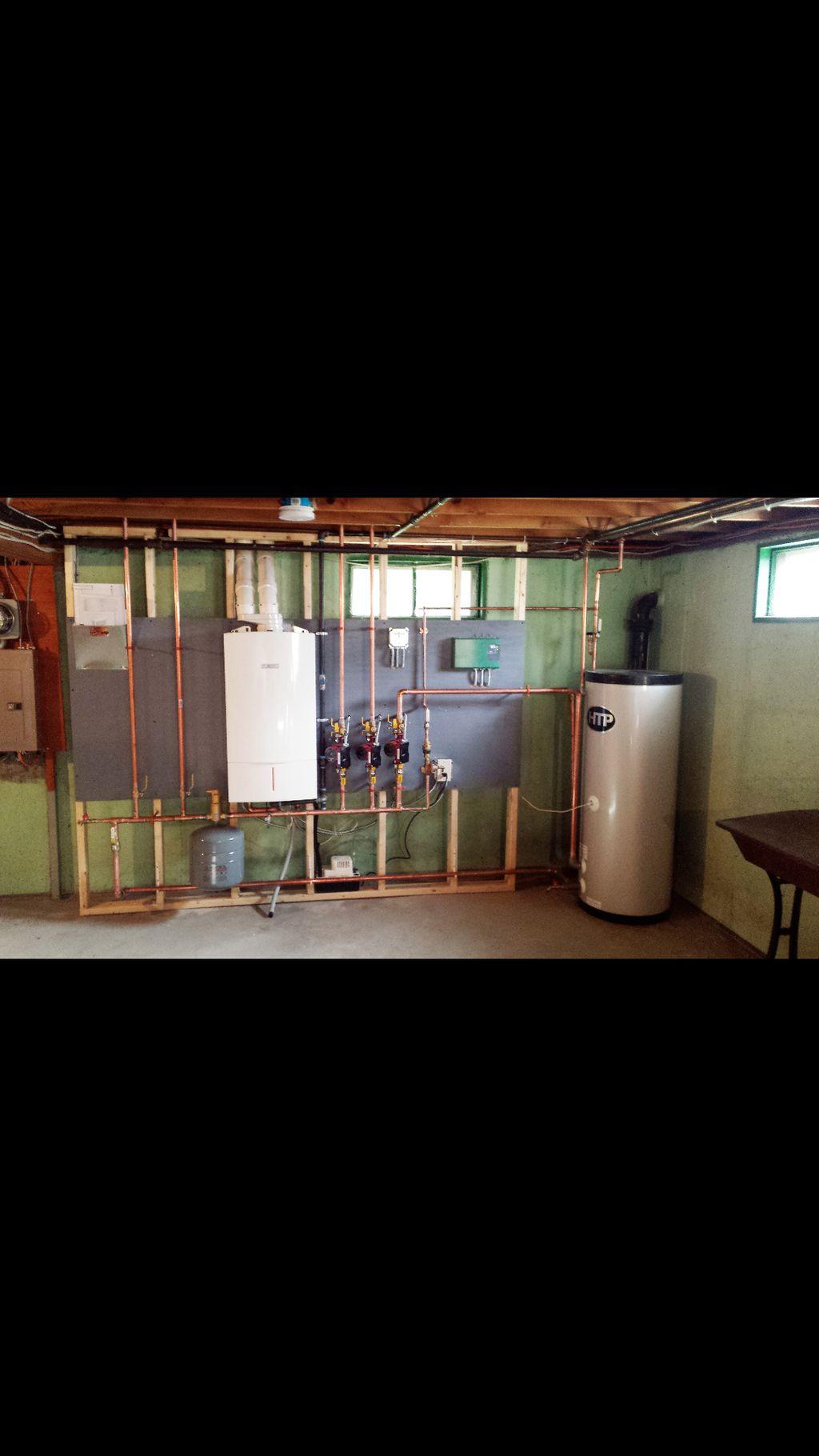 Nick  Bigeau Plumbing & Heating