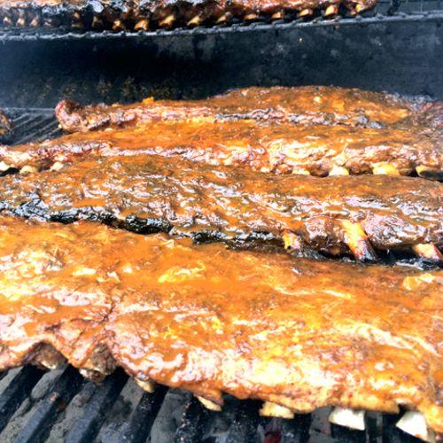 BBQ Back Ribs