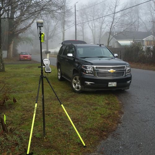 Aerial mapping on Long Island New York 12/15