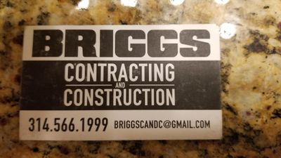 Avatar for Briggs Contracting And Construction Old Monroe, MO Thumbtack