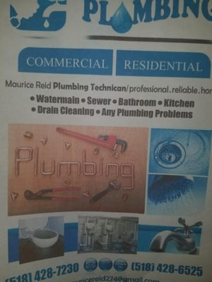 Avatar for Maurice plumbing and handyman
