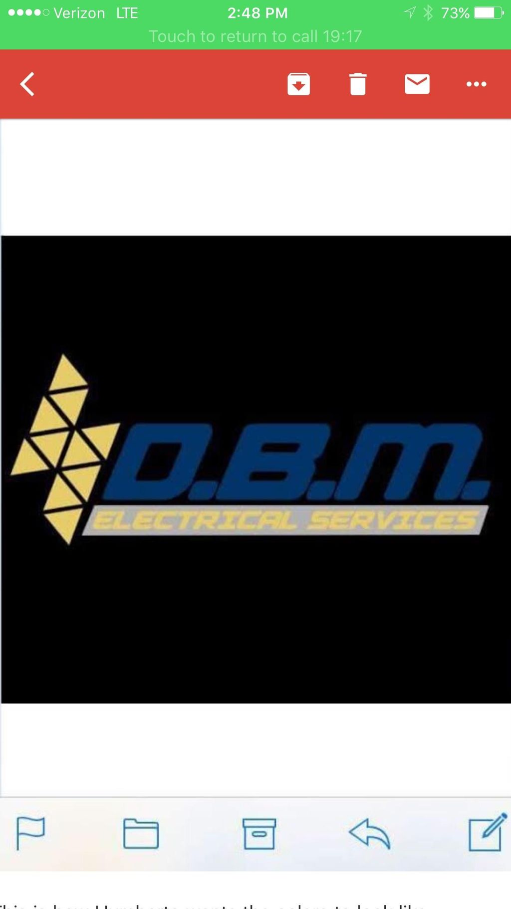 DBM Electrical Services