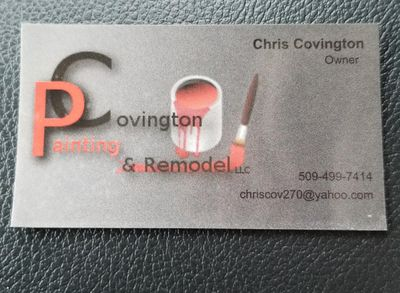 Avatar for Covington painting and remodel llc Spokane, WA Thumbtack