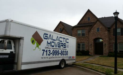 Avatar for Galactic Movers LLC Houston, TX Thumbtack