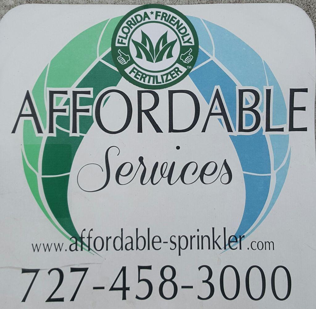 Affordable Sprinkler