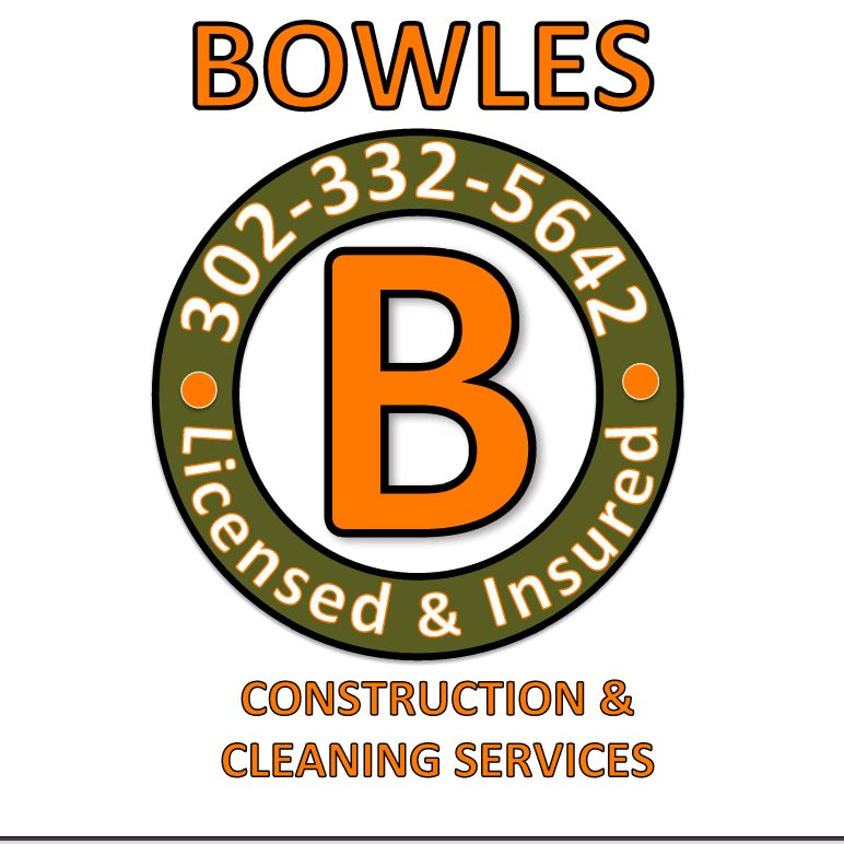 Bowles Construction and Cleaning services