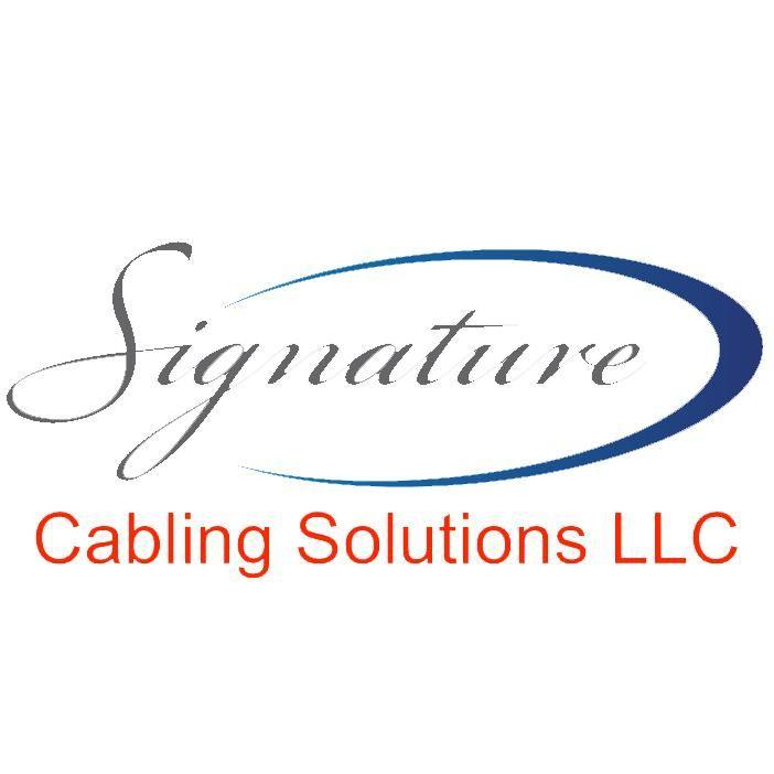 Signature Cabling Solutions, LLC.