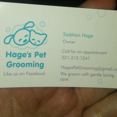 Avatar for Hage's pet grooming Orlando, FL Thumbtack