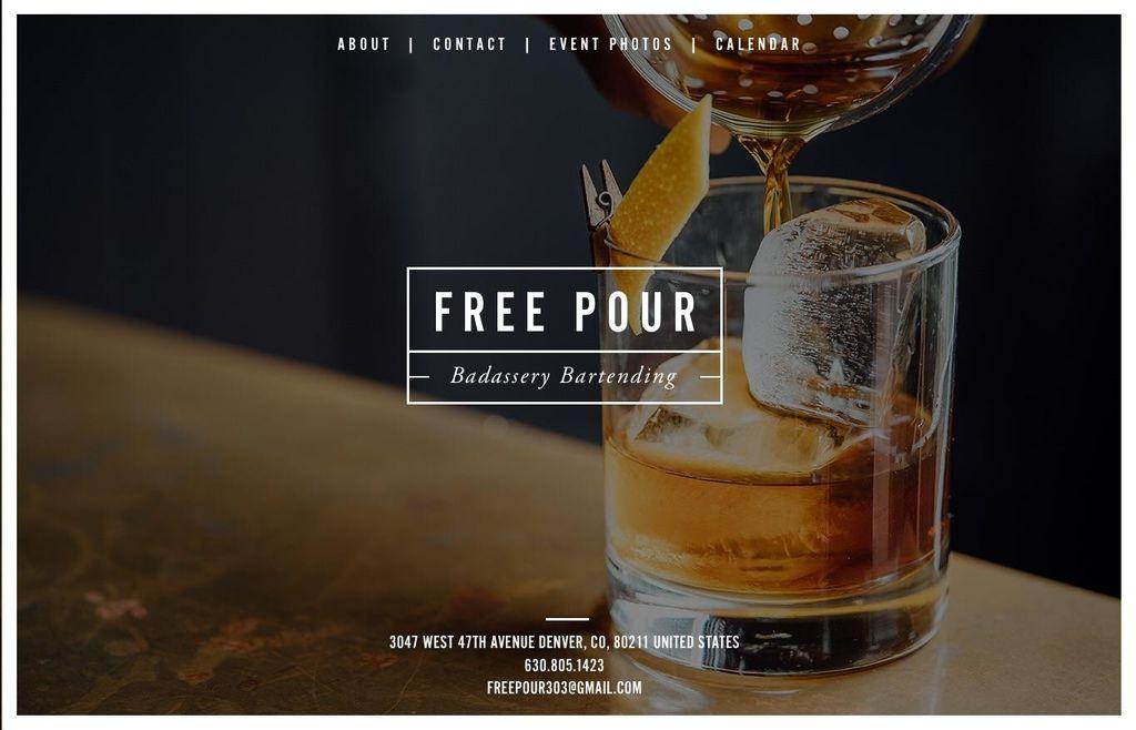 Free Pour