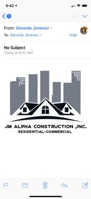 Avatar for Jm Alpha Construction Inc