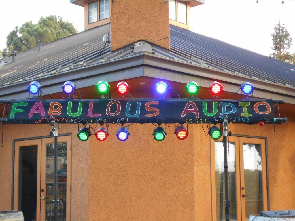 Fabulous Audio, Lighting & D.J. Services