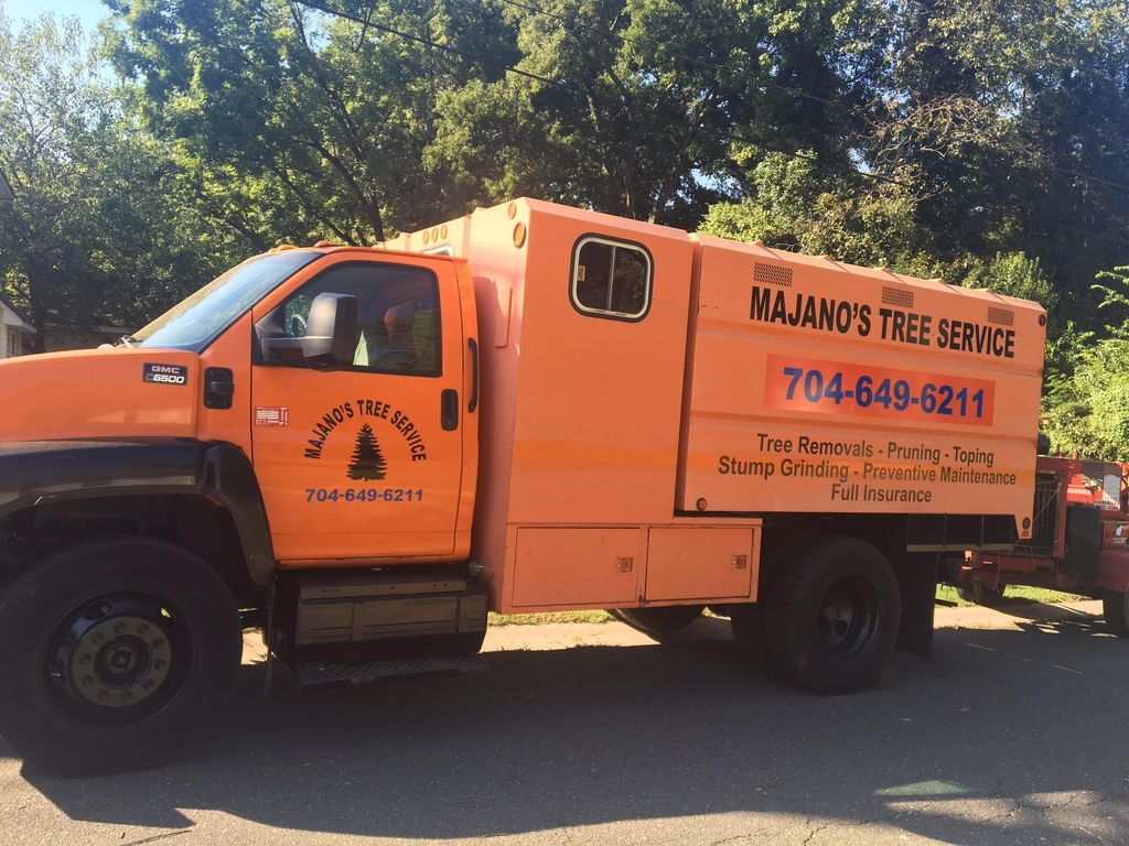 Majano's tree service.LLC