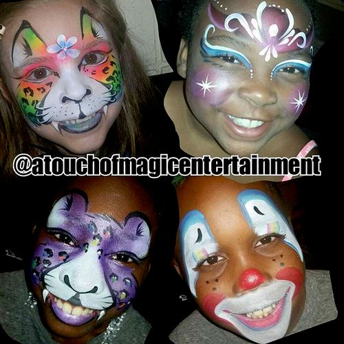 Fabulous Face Painting by Lori at A Touch of Magic Entertainment