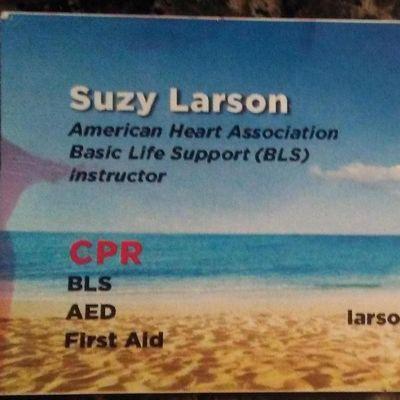 Avatar for Suzy's CPR New Smyrna Beach, FL Thumbtack