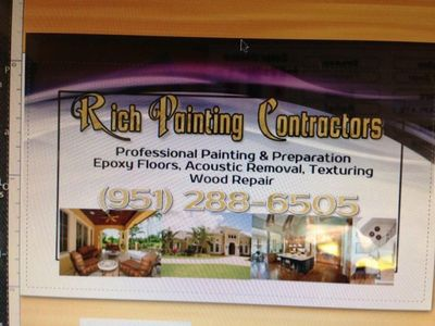 Avatar for Rich Painting Contractor Perris, CA Thumbtack