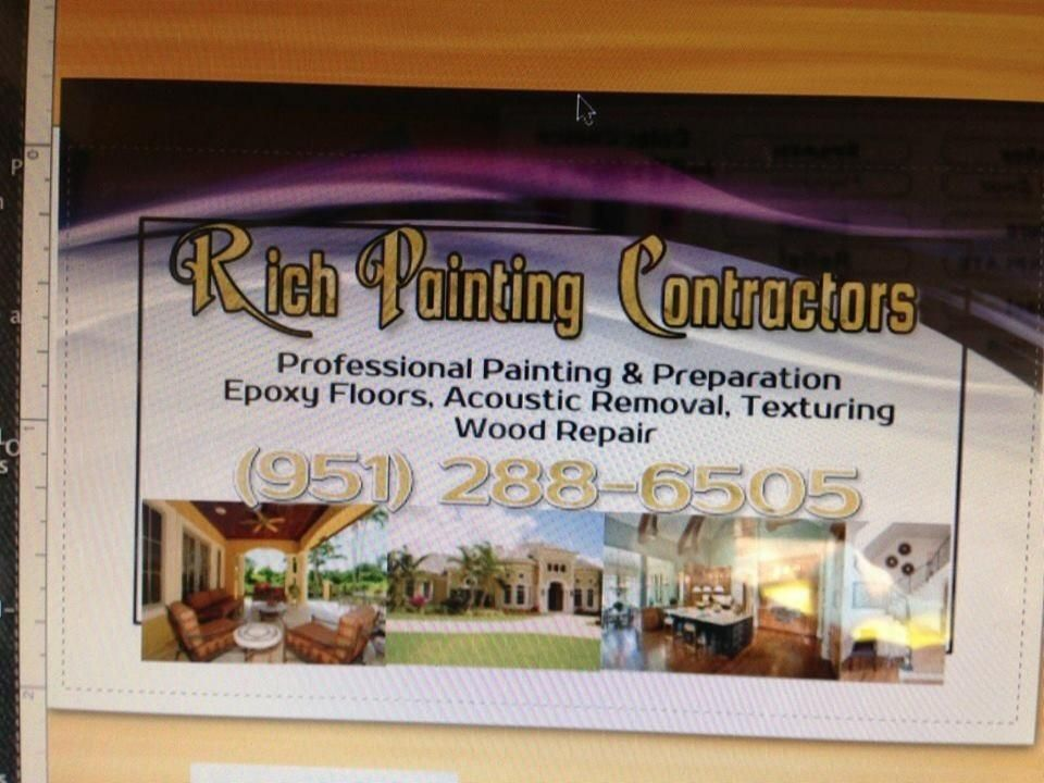 Rich Painting Contractor