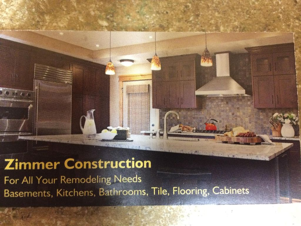 Zimmer Construction LLC